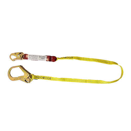 4-6' Lanyard-FAST Rescue Safety Supplies & Training, Ontario
