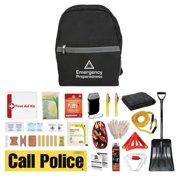 Emergency Auto Standard Nylon Kit-FAST Rescue Safety Supplies & Training, Ontario