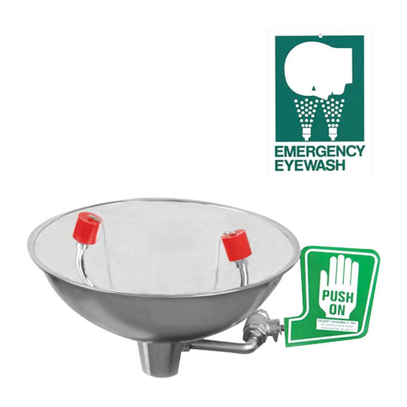 Opti-Klens Eyewash Fountains-FAST Rescue Safety Supplies & Training, Ontario