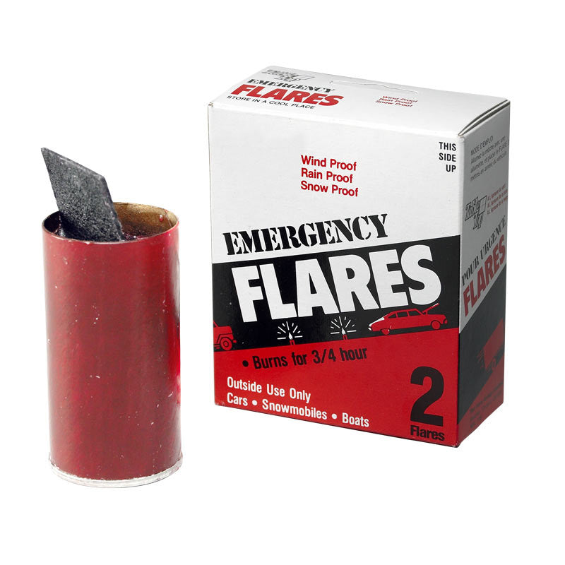 Wax Flares - FAST Rescue Safety Supplies & Training