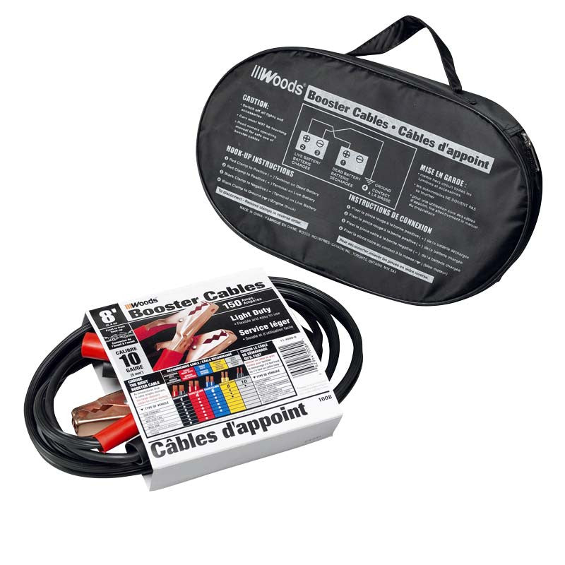 Booster Cables-FAST Rescue Safety Supplies & Training, Ontario