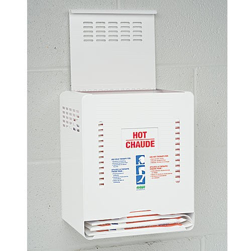 Hot/Cold Pack Wall Dispenser-FAST Rescue Safety Supplies & Training, Ontario