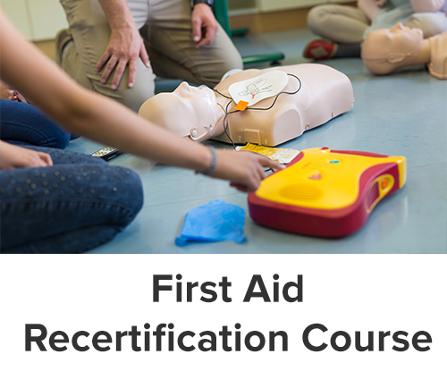 First Aid Recertification Barrie-FAST Rescue Safety Supplies & Training, Ontario