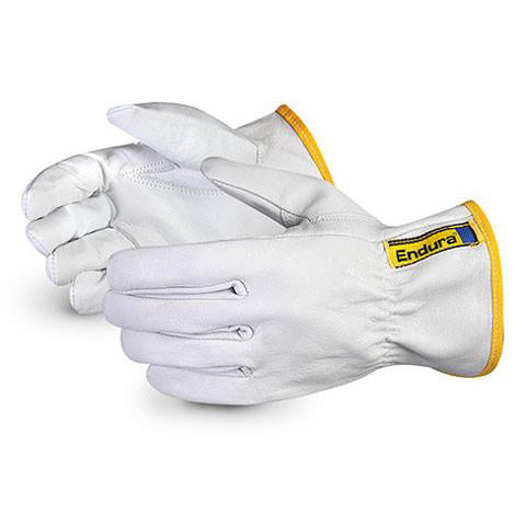 Endura Goatskin Winter Driver Gloves (12 pairs)-FAST Rescue Safety Supplies & Training, Ontario