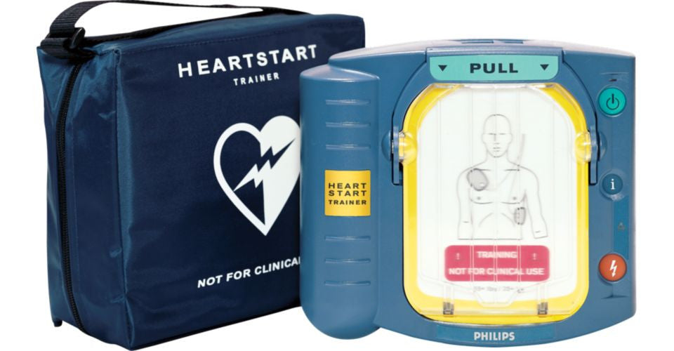 Heartstart OnSite Trainer-FAST Rescue Safety Supplies & Training, Ontario