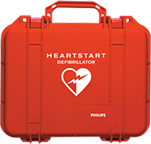 Heartstart Carry Cases - FAST Rescue Safety Supplies & Training - 1