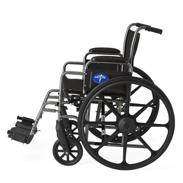 Standard Wheelchair-FAST Rescue Safety Supplies & Training, Ontario