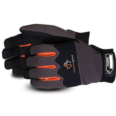 Clutch Gear Mechanics Gloves-FAST Rescue Safety Supplies & Training, Ontario