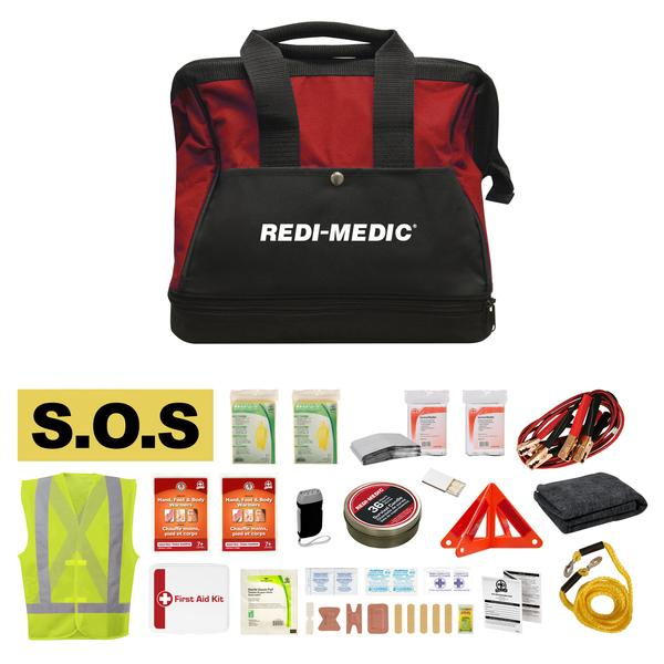 Roadside Assistance Kit-FAST Rescue Safety Supplies & Training, Ontario
