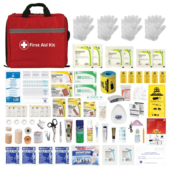 Deluxe Sports Kit-FAST Rescue Safety Supplies & Training, Ontario