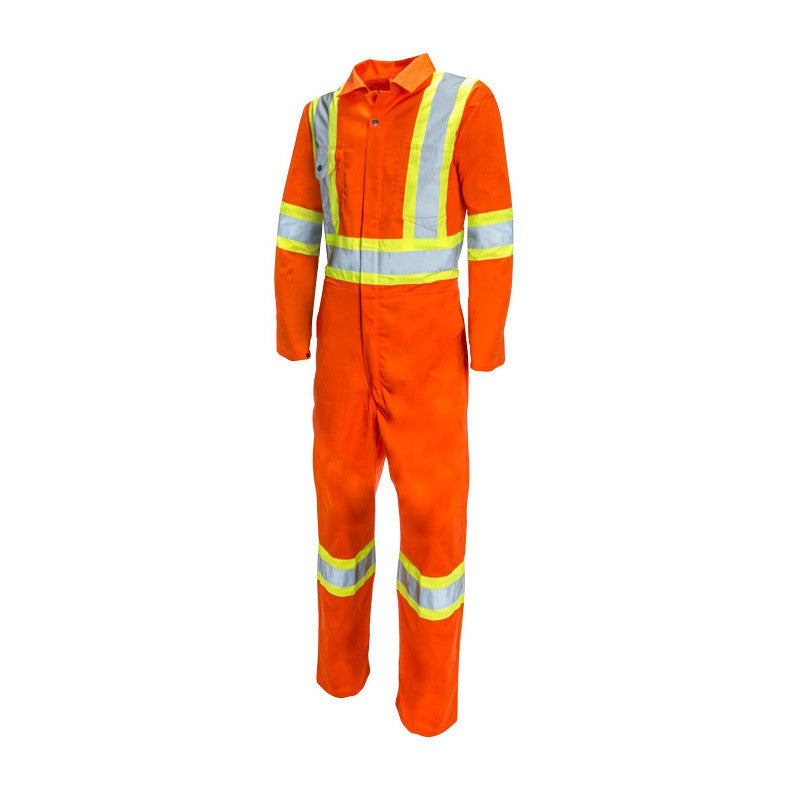 Lightweight Traffic Overalls and Coveralls - FAST Rescue Safety Supplies & Training - 2