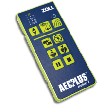 Zoll AED Plus Training Remote-FAST Rescue Safety Supplies & Training, Ontario