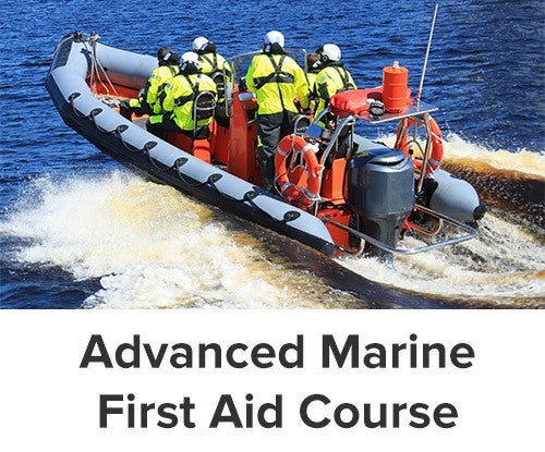 Advanced Marine First Aid North York-FAST Rescue Safety Supplies & Training, Ontario