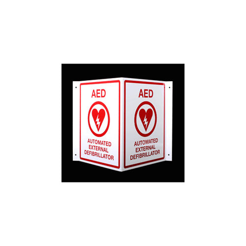 AED Signs-FAST Rescue Safety Supplies & Training, Ontario