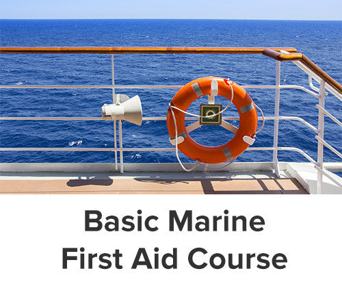 Basic Marine First Aid Markham - FAST Rescue Safety Supplies & Training