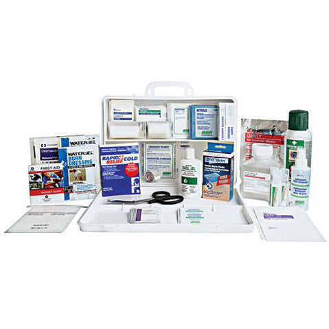 Chemical Burn Kit-FAST Rescue Safety Supplies & Training, Ontario