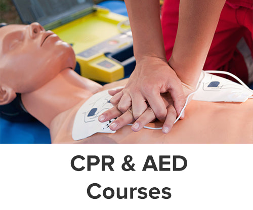 CPR & AED Courses Barrie