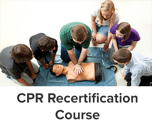 CPR / AED Recertification North York-FAST Rescue Safety Supplies & Training, Ontario