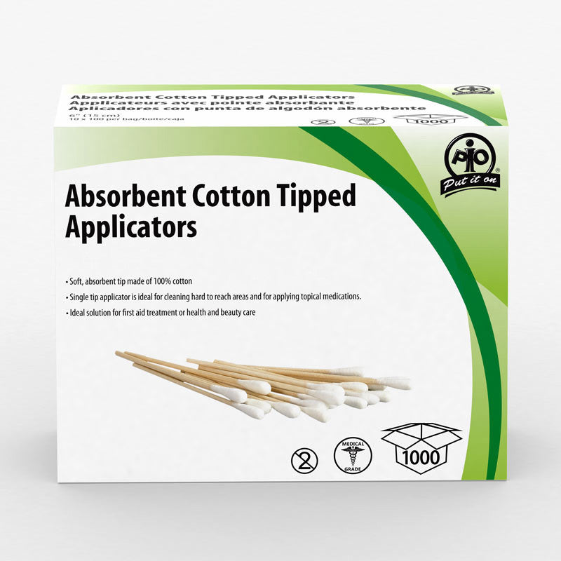 Cotton-Tipped Applicators - FAST Rescue Safety Supplies & Training