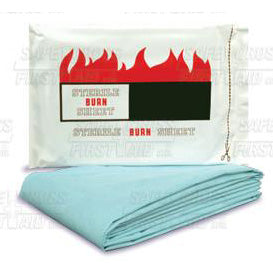 Burn Sheet-FAST Rescue Safety Supplies & Training, Ontario