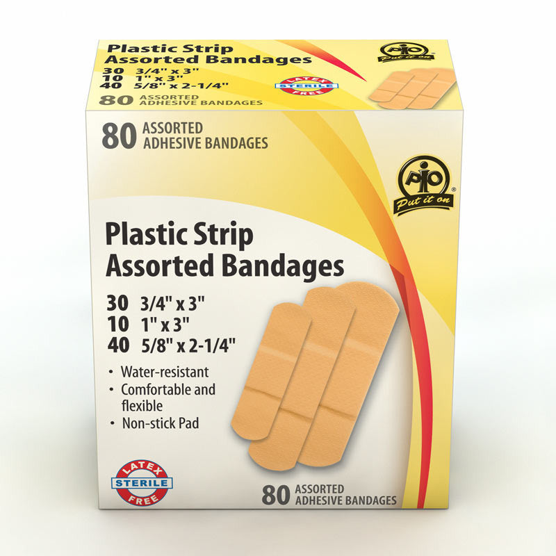 Plastic Assorted Bandages - FAST Rescue Safety Supplies & Training