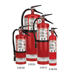 Class BC Fire Extinguishers-FAST Rescue Safety Supplies & Training, Ontario