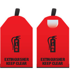 Fire Extinguisher Covers-FAST Rescue Safety Supplies & Training, Ontario