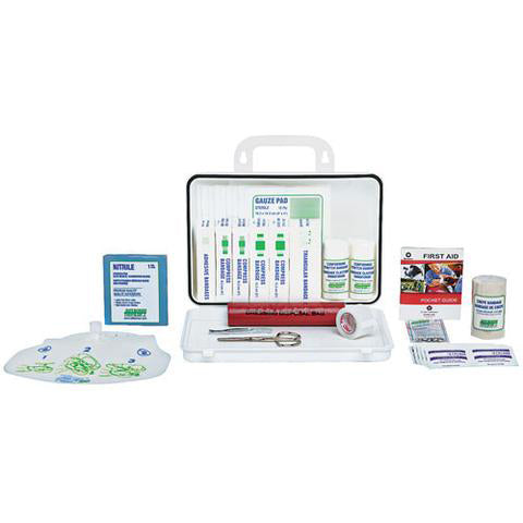 Alberta Level 1 First Aid Kit-FAST Rescue Safety Supplies & Training, Ontario