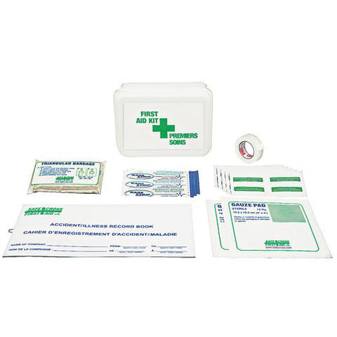 Federal Occupational Type D First Aid Kit-FAST Rescue Safety Supplies & Training, Ontario