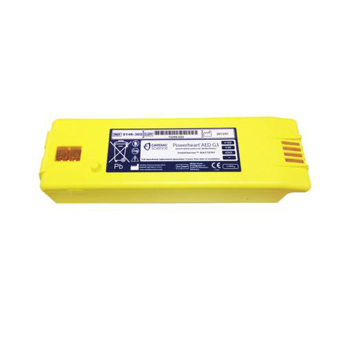 Defibrillation Batteries-FAST Rescue Safety Supplies & Training, Ontario