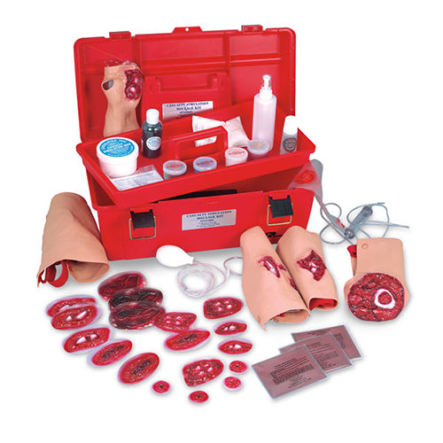 Multiple Casualty Simulation Kit