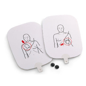 Prestan AED Trainer Pads - FAST Rescue Safety Supplies & Training