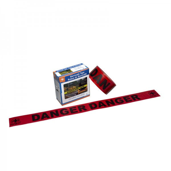 Barricade Tape-FAST Rescue Safety Supplies & Training, Ontario