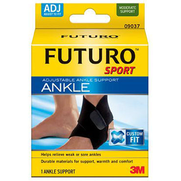 Futuro Sport Ankle Supports-FAST Rescue Safety Supplies & Training, Ontario