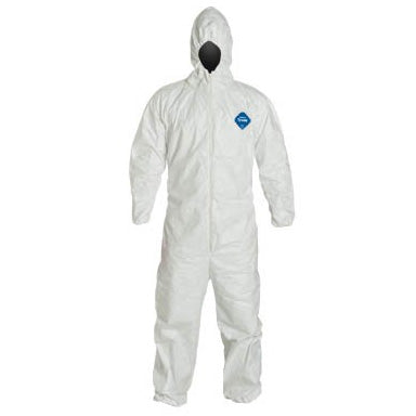 Tyvek Coveralls (25 coveralls)