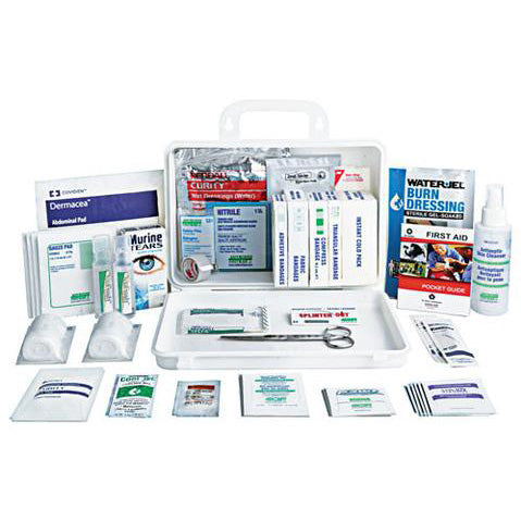 Welders First Aid Kit-FAST Rescue Safety Supplies & Training, Ontario