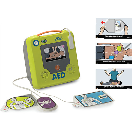 Zoll AED 3-FAST Rescue Safety Supplies & Training, Ontario