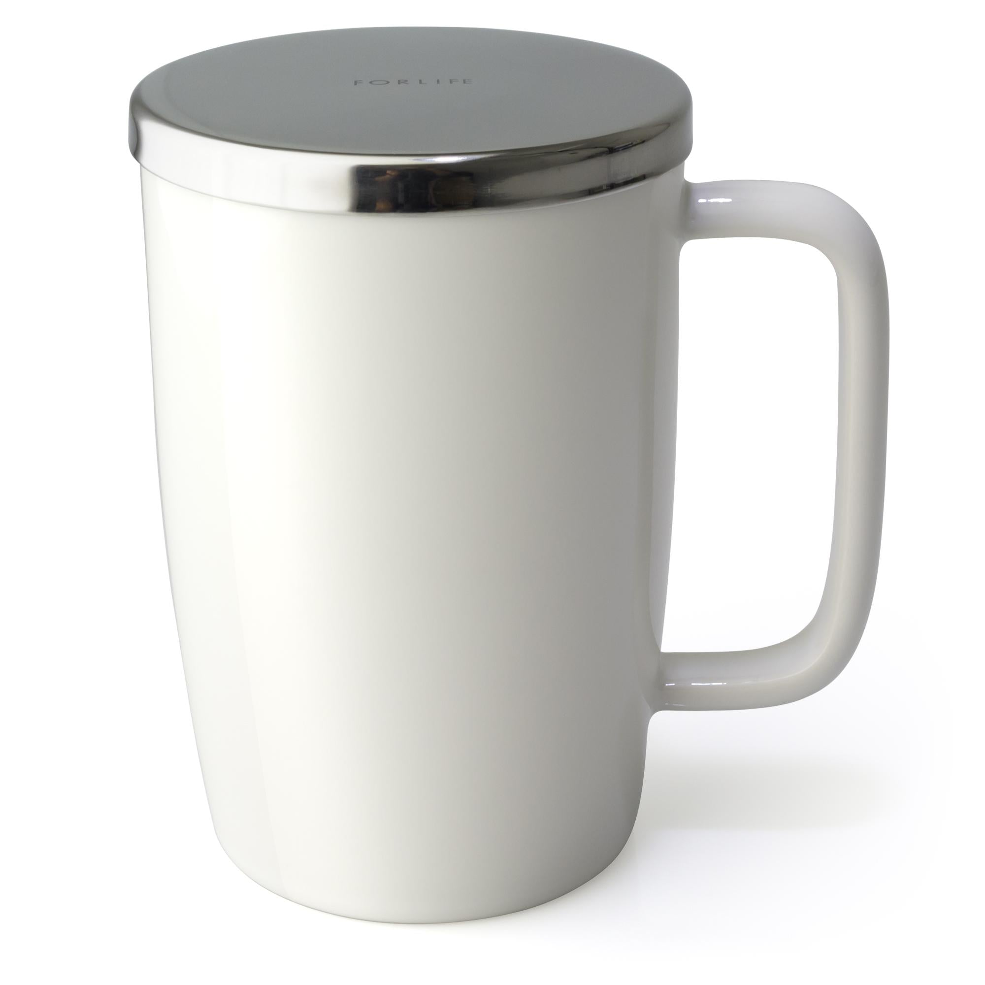 Dew Brew-In-Mug with Infuser & Lid