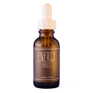 Energy Boost Tincture