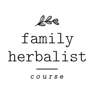 Family Herbalist Course / FALL Session, September 18th-October 23rd