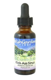 herbal sinus relief tincture