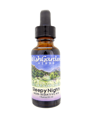 Sleepy Nights Tincture