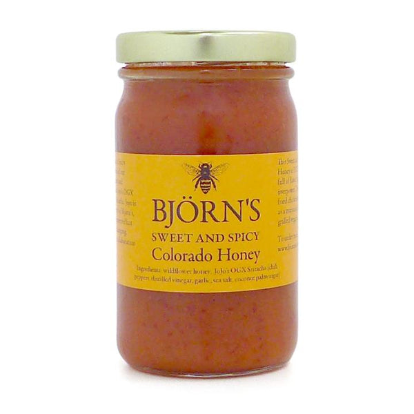 Bjorn's Colorado Honey