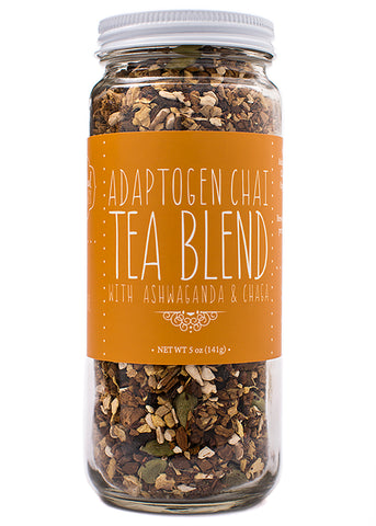 herbal caffeine-free chai tea blend