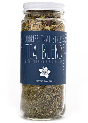 Address That Stress Tea Blend