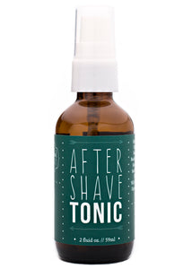 aftershave tonic, for Men, organic, skincare