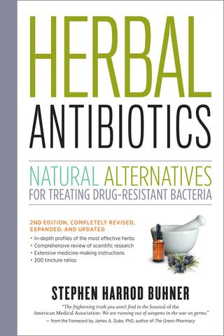 Herbal Antibiotics