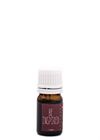 Be Inspired Organic Essential Oil Blend