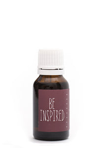 Be Inspired // Pure Essential Oil Blend