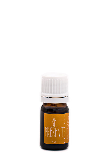 Be Present Organic Essential Oil Blend